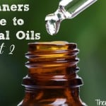 The types of essential oils