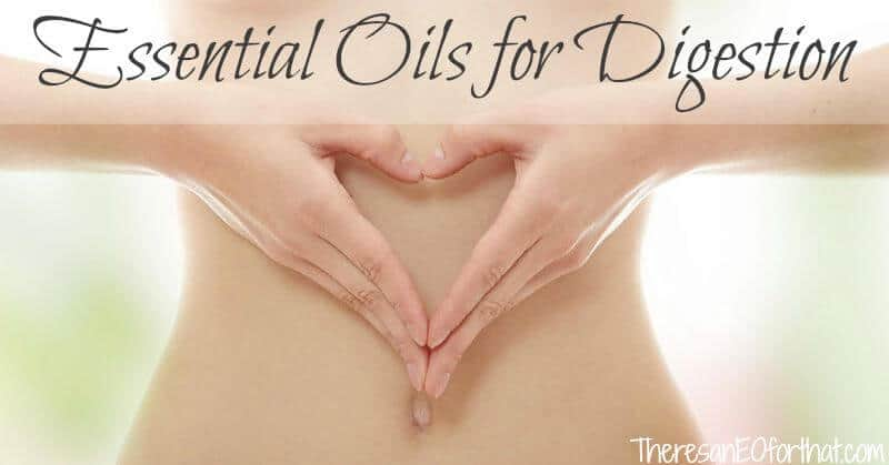 The best essential oils for digestion