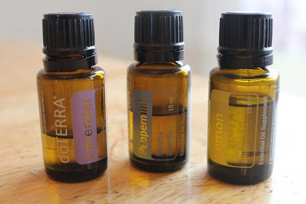 how to ingest essential oils