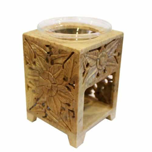 carved soapstone diffuser