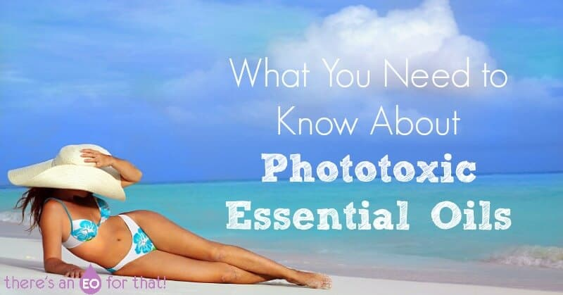 photosensitive essential oils, their precautions, and how to use them