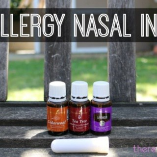 allergy nasal inhaler