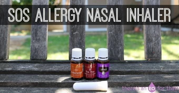 allergy nasal inhaler