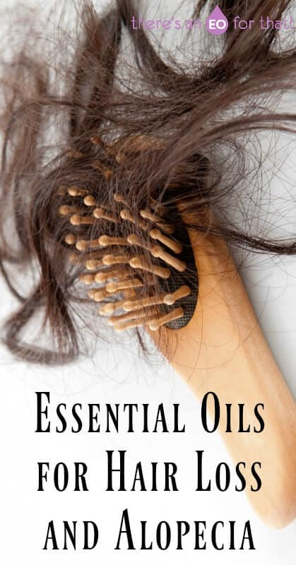 Learn How to Use Essential Oils for Hair Loss and Alopecia