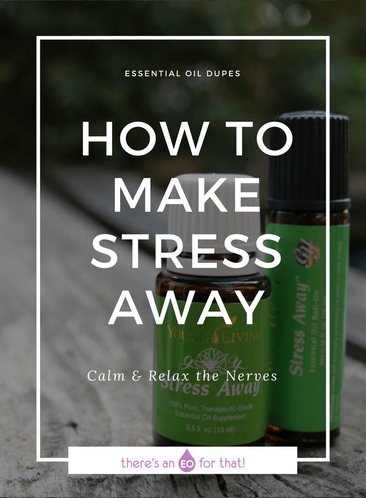 How to Make Stress Away - Learn how to make the fabled Stress Away blend by young Living.