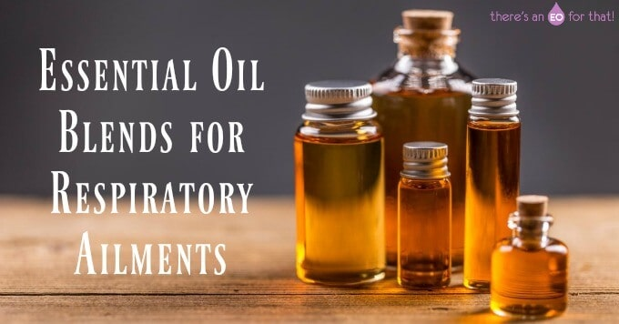 Essential Oil Blends for Respiratory Ailments