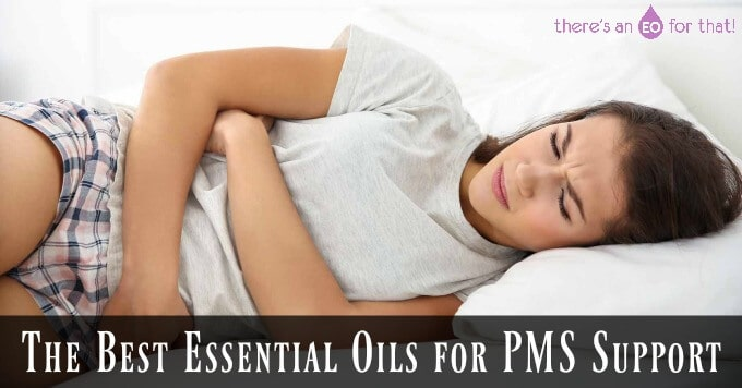 The Best Essential Oils for PMS Support