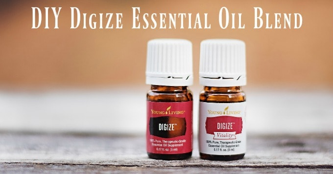 DIY Digize Essential Oil Blend