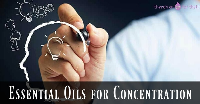 Essential Oils for Concentration